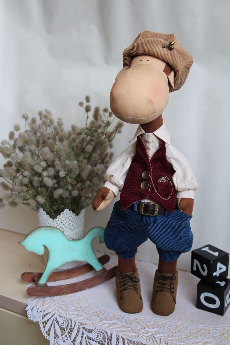 Обезьянка тильда, игрушки ручной работы, новый год, ручная работа, обезьянка, подарок на новый год, подарки