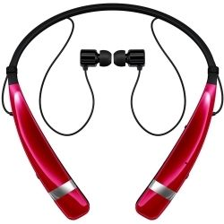 LG Mobile - TONE Pro HBS-770 Headset Pink