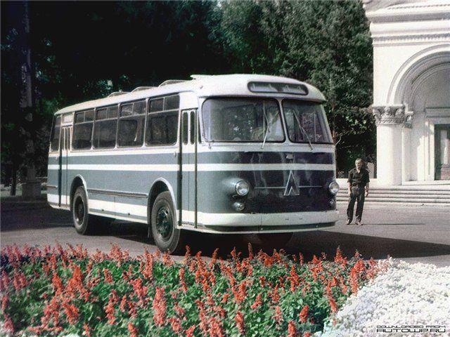 ЛАЗ-695М Львiв Опытный (1969 год) | GM-Клуб :: Просмотр темы - Автоэкзотика
