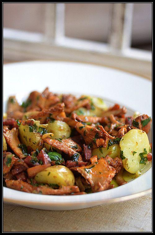 1000+ images about Mushroom Recipes on Pinterest   Wild Mushrooms ...