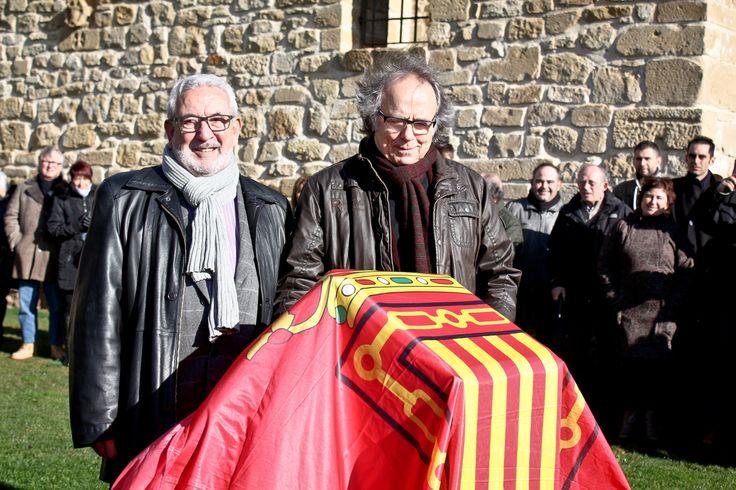 Joan Manuel Serrat, hijo adoptivo de Viana (Navarra) 29-12-2014