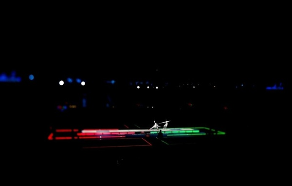 – Tilt-Shift Photography At The London Olympics -