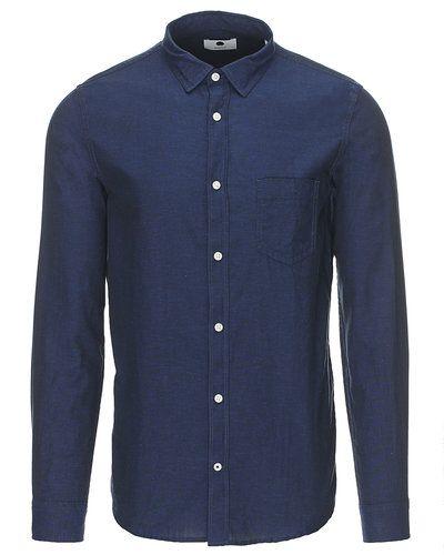 Cool NN.07 Frede langærmet skjorte NN.07 Skjorter til Herrer til hverdag og til fest