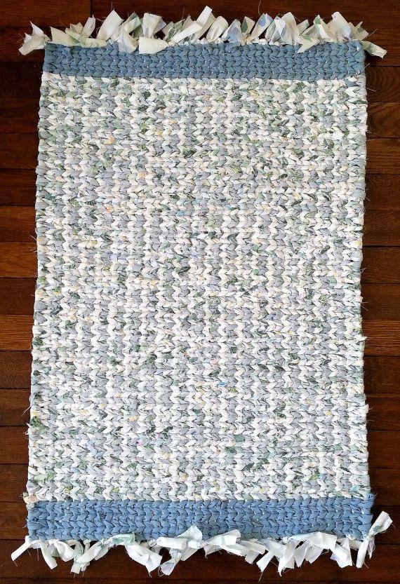 making a rag rug instructions