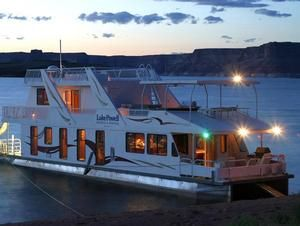 Houseboats for Rent on Lake Powell - Lake Powell Houseboat Rentals