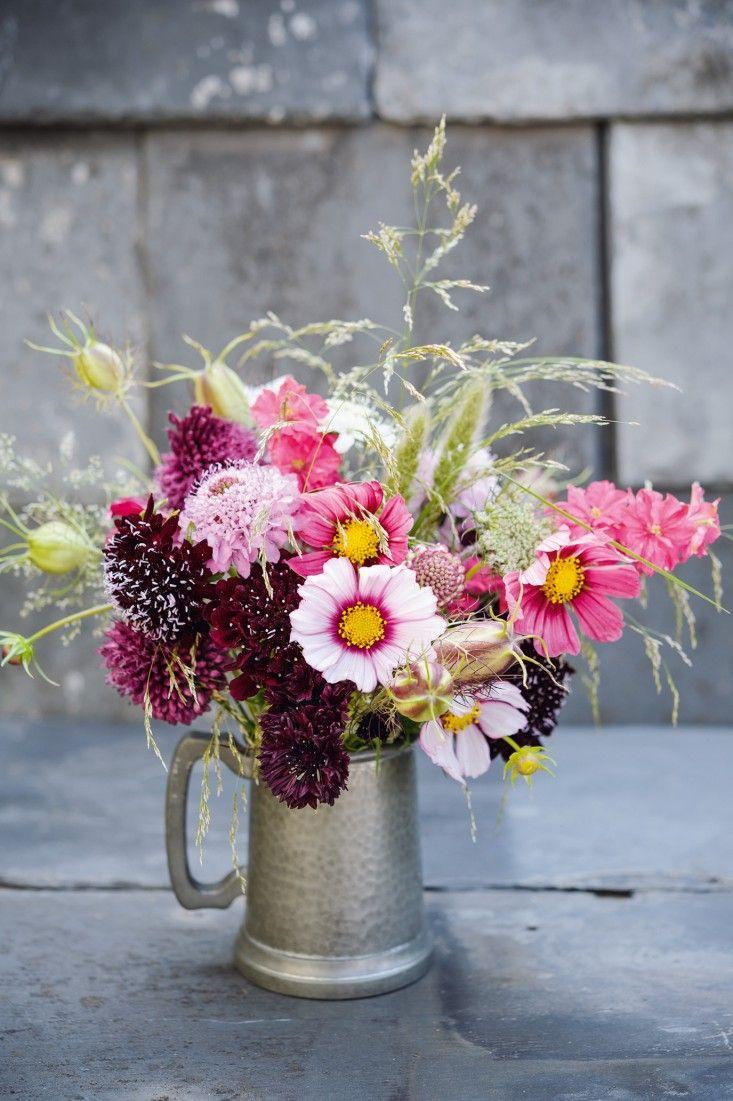Book: Cut Flower Patch; photo Jason Ingram. Gardenista