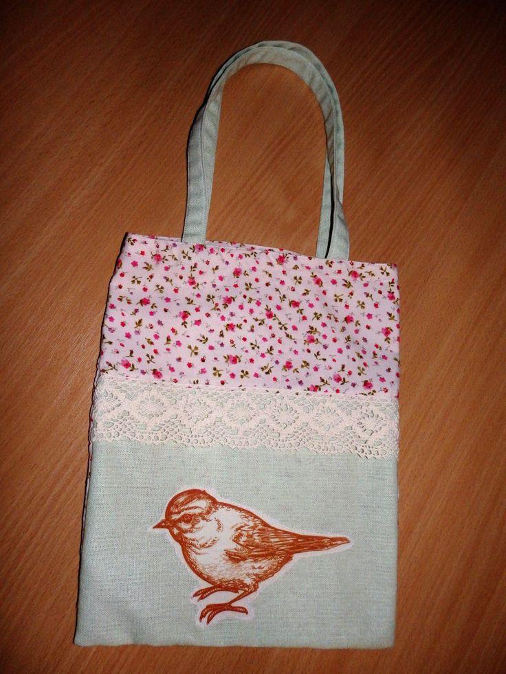 Mini nákupní taška pro neteř