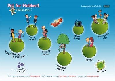 Fri For Mobberi Universet