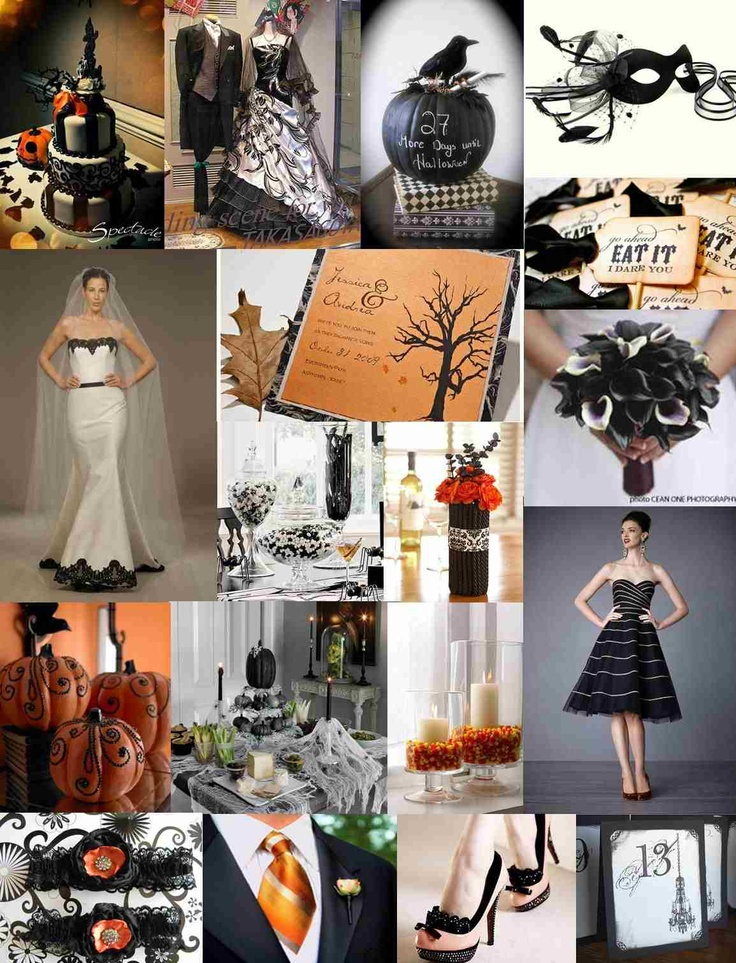 Want a Halloween wedding, my pretties??!