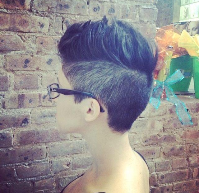This haircut is fantastic