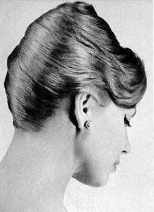 Consider, that audrey hepburn french twist hairstyle