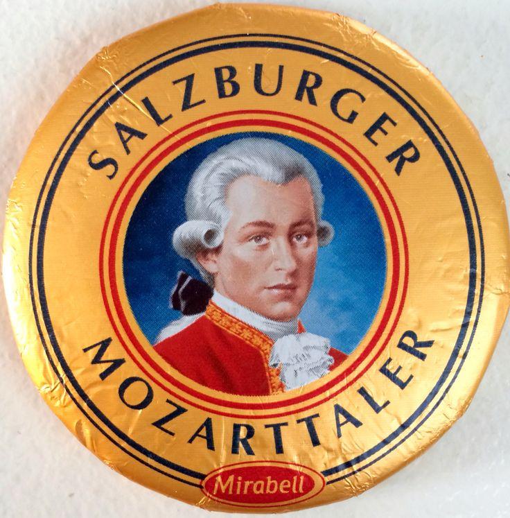 Шоколад Моцарт