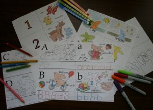 Preschool Alphabet Coloring Pages To Print : Merry christmas bubble letter coloring page holiday crafts