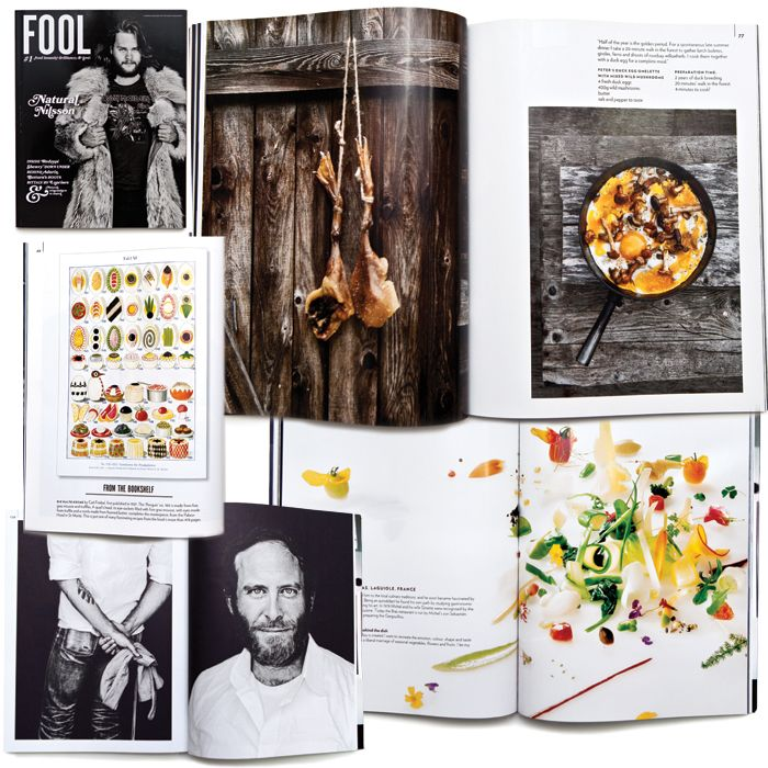 The New Foodieodicals : TEN MAGAZINES WHOSE CREATIVE TAKES ON FOOD HAVE US SALIVATING