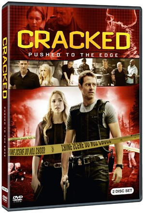 Ordinary crimes are solved, but the most puzzling are  Cracked. The third instalment of this addictive crime series  finds Detective Aiden Black (David Sutcliffe, Gilmore Girls,  Private Practice) joined by a new partner in the Psych  Crimes Unit, Dr. Clara  Malone (Brooke Nevin, CSI). The pair faces a fresh caseload  of bizarre and emotionally explosive cases – the murder of a  property manager blurs fact and fiction, a nightclub  shooting that kills an entire rock band, the inexplicable…