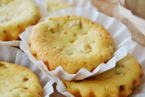 5 быстрых и интересных рецептов сладких кексов / Простые рецепты