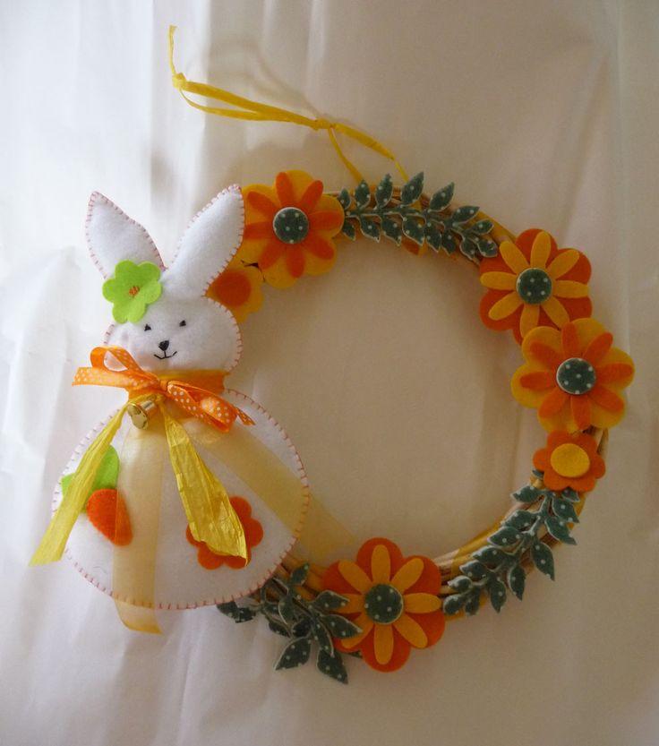 Corolla di Pasqua by giuseppina ceraso   crocettando http://crocettando.wordpress.com