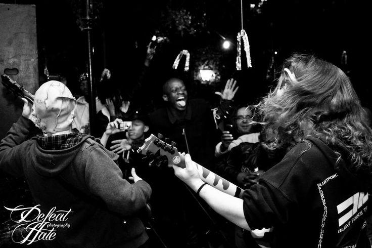 Augustus Metal Fest Gaborone 2013