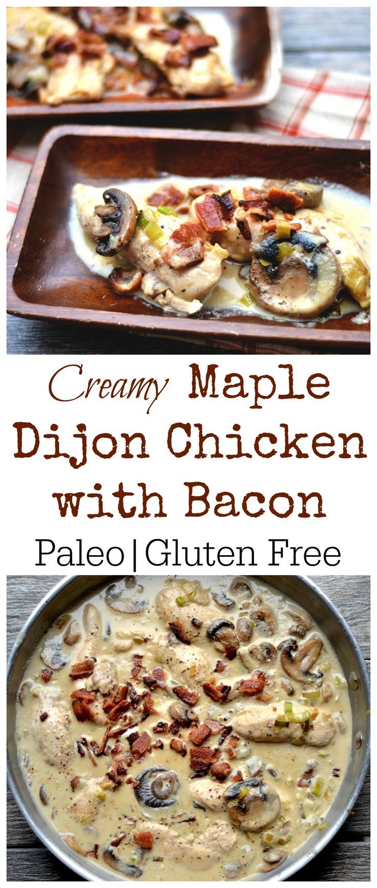 best 25 maple dijon chicken ideas on pinterest dijon chicken dijon mustard chicken and maple. Black Bedroom Furniture Sets. Home Design Ideas