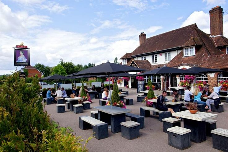 Pubs With Function Rooms Surrey