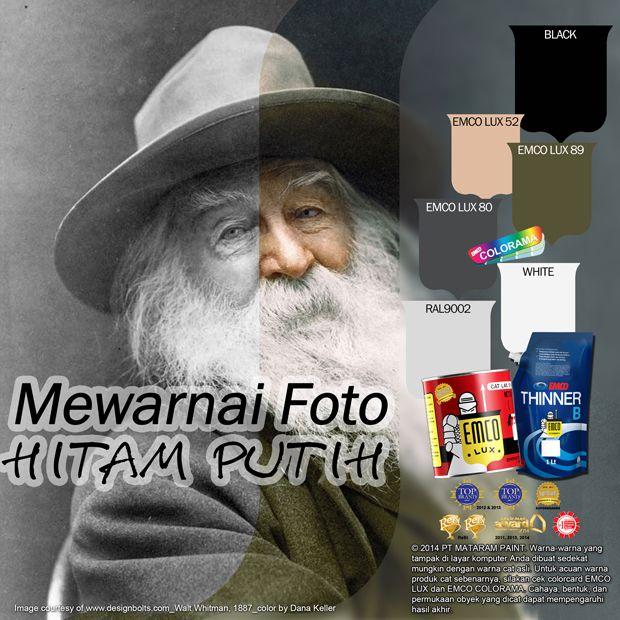 Mewarnai Foto Hitam Putih #black #and #white #photo #picture #likeforlike http://matarampaint.com/detailNews.php?n=385
