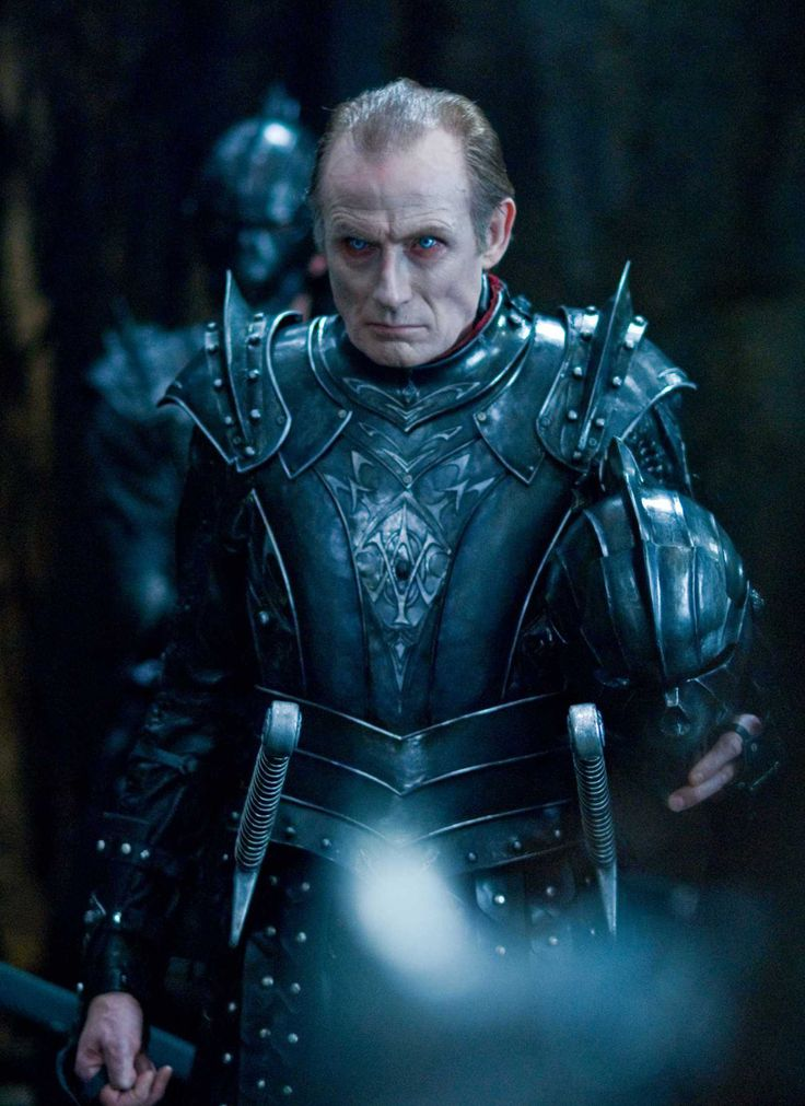 "Bill Nighy play's vampire coven leader Viktor in ""Underworld: Rise of the Lycans"". (2009)"