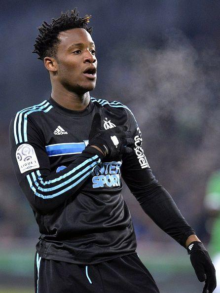 Michy Batshuayi, Olympique de Marseille.