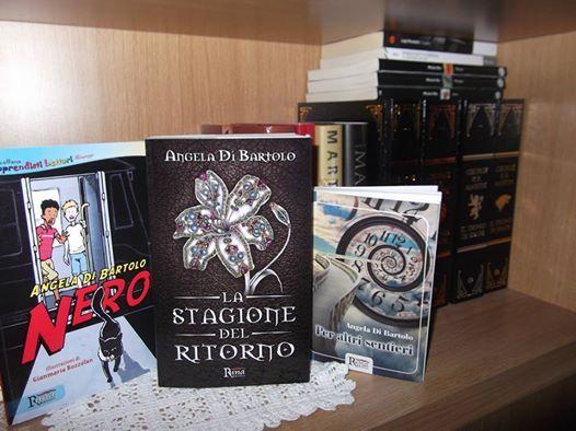 I libri di Angela Di Bartolo... in buona compagnia!