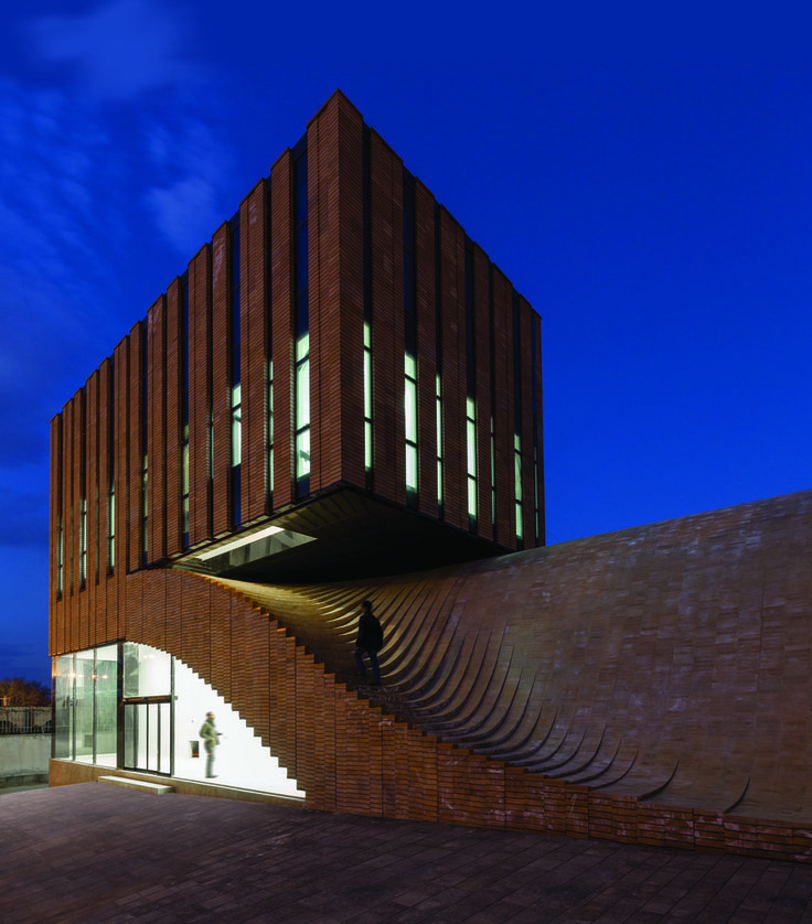Gallery of Termeh Office Commercial Building / Farshad Mehdizadeh Architects + Ahmad Bathaei - 8