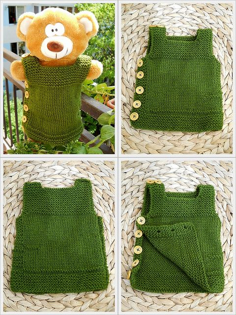 Baby vest, via Flickr.