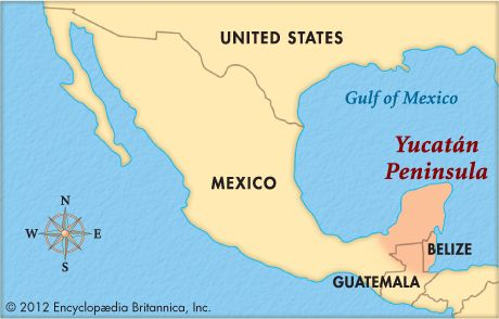 Just as Yucatán's geographical remoteness from the center of New Spain, specifically from Mexico City, had limited the influence of the viceroy on Yucatecan governance, so did it limit the military effects of Mexico's war of independence.