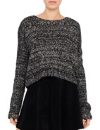 MINKPINK Marley Jumper #davidjones #winter #style #fashion #sweater #MINKPINK @MINKPINK