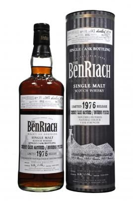 Benriach 1976-2014 - 37 Year Old - Single Cask 529 - Batch 11 - Whisky Online Shop