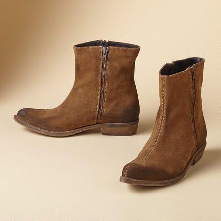 Hope Marly Bootin Brown, Schuhe, Stiefel & Stiefeletten, Hohe Stiefeletten, Braun, Female, 36