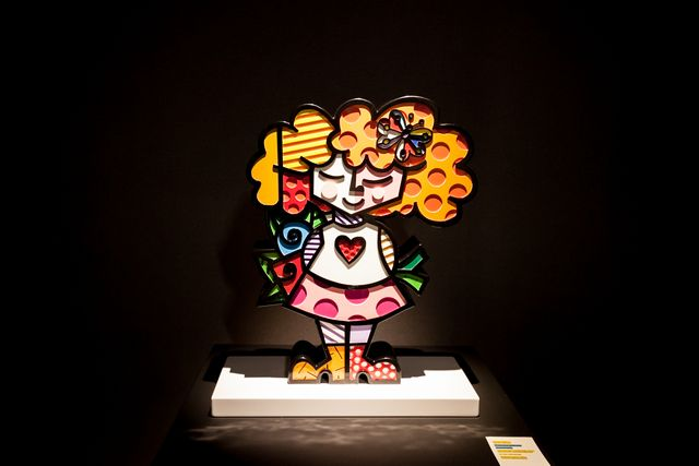 Экскурсии по выставке Ромеро Бритто - Музей и галереи современного искусства Эрарта