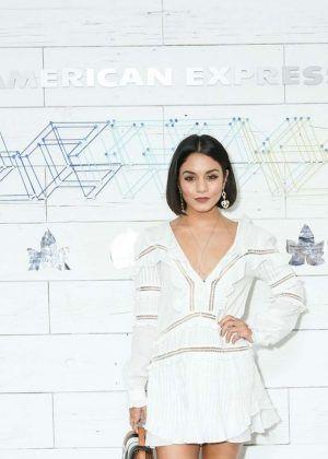 Vanessa Hudgens - American Express Platinum x Emp Celebration in East Hampton
