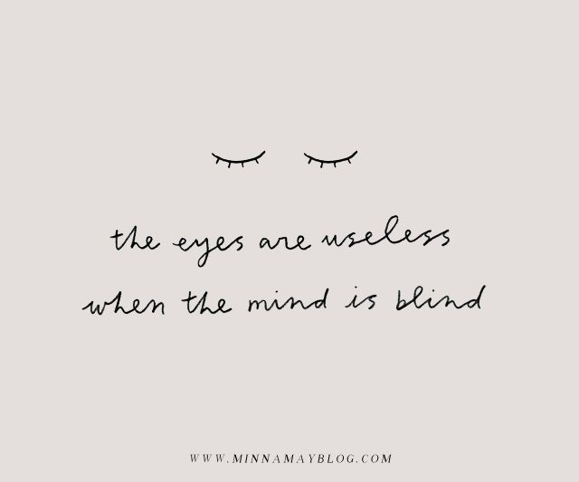 open your mind / via minna may