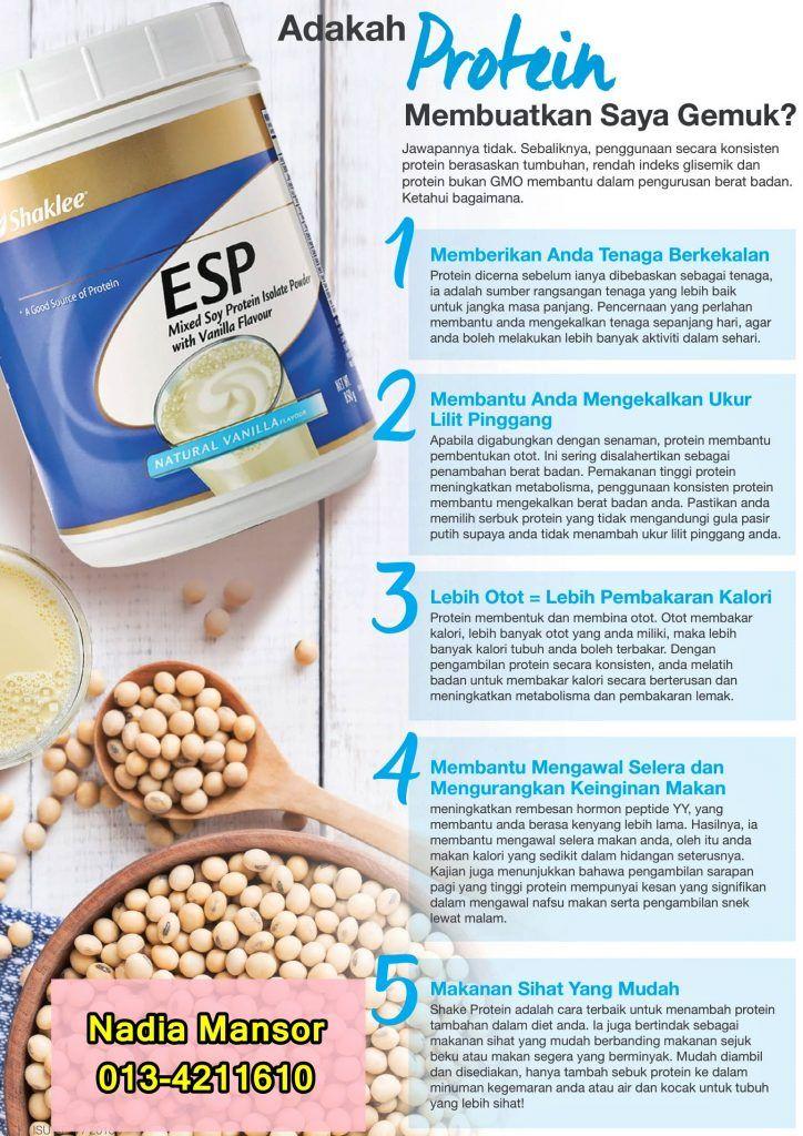Protein Membantu Menurunkan Berat Badan Dan Rasa Kenyang Lebih