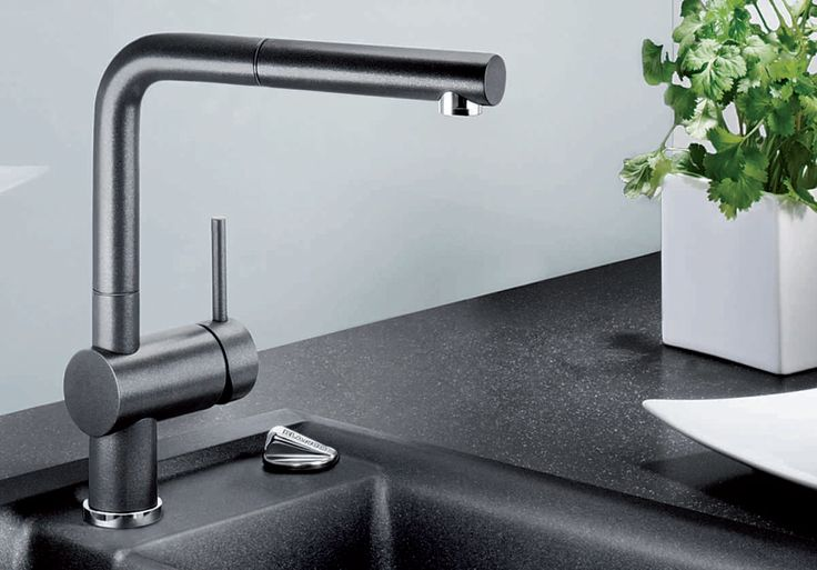 Blancolinus-S Practical in Form and Function. Blanco By hafele