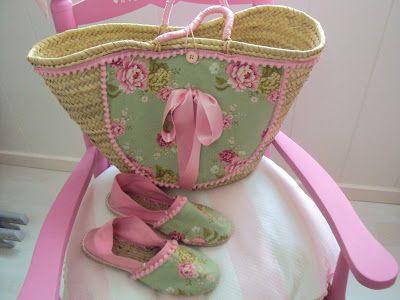 Los vestidos de mis nietas: Bolsos