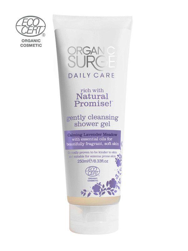 Organic Surge Lavender Meadow Shower Gel