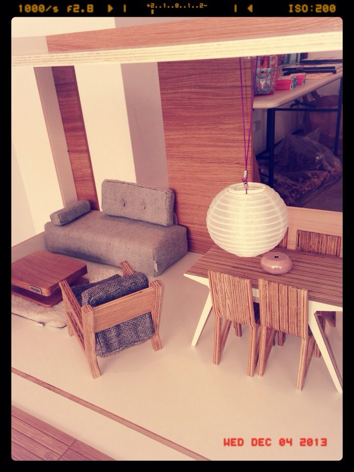 Minjio Small Design/Doll House