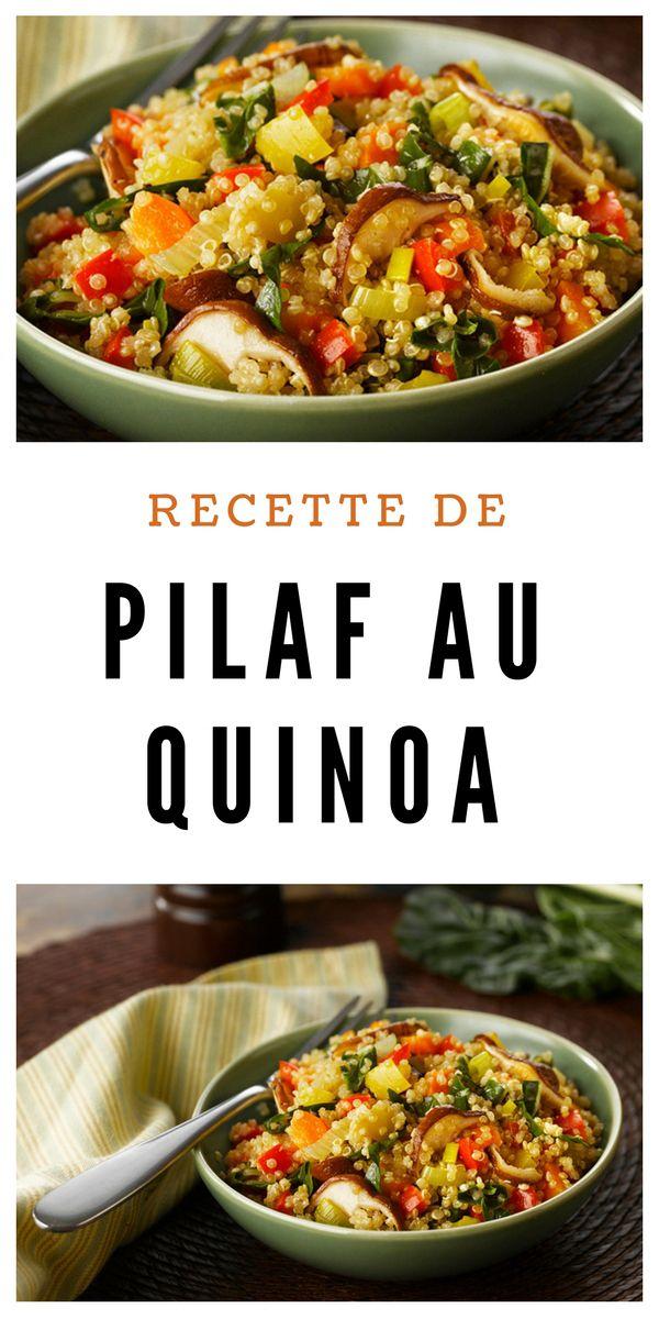#pilaf #quinoa