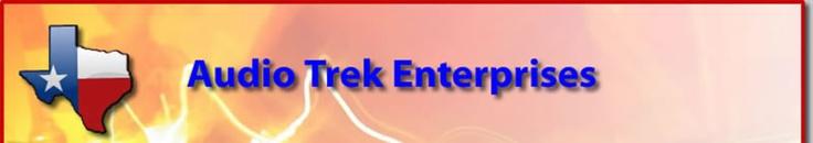 Dallas Fort Worth DJ Audio Trek Enterprises Texas Disc Jockey