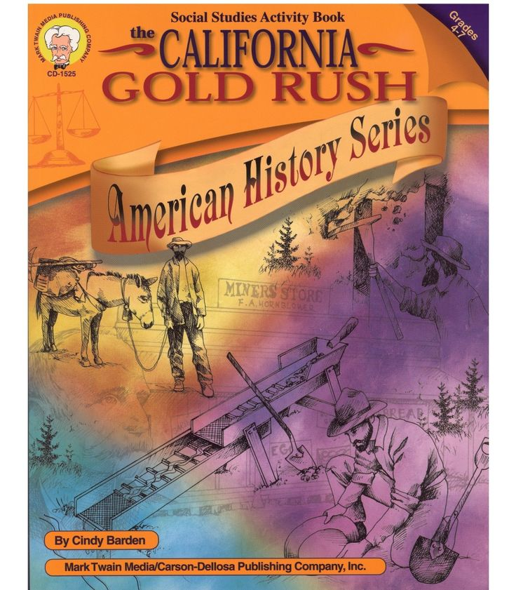a history of the gold rush in california What important historical events took place in california a:  the history of california can be divided into  the california gold rush is a period of united.