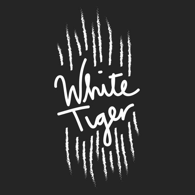 white tiger // izzy bizu