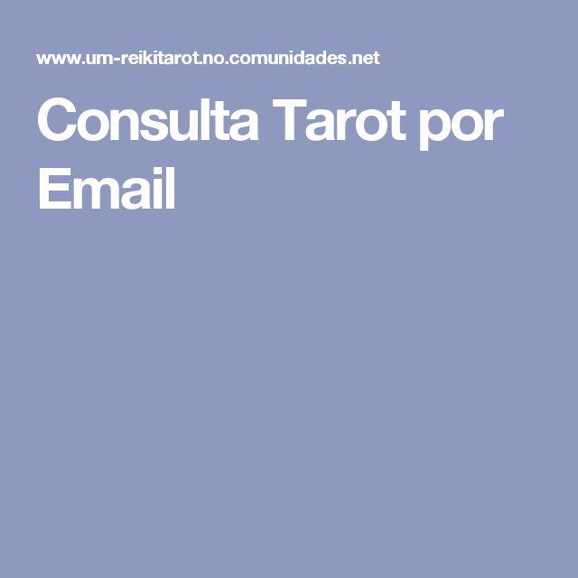 Consulta Tarot por Email