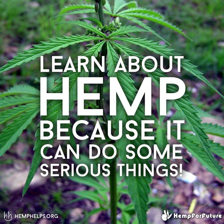 #Hemp can help this world in tremendous ways!