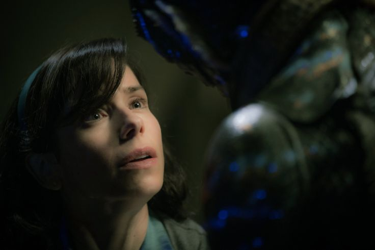 The Shape of Water and Big Little Lies Lead Golden Globe Nominations
