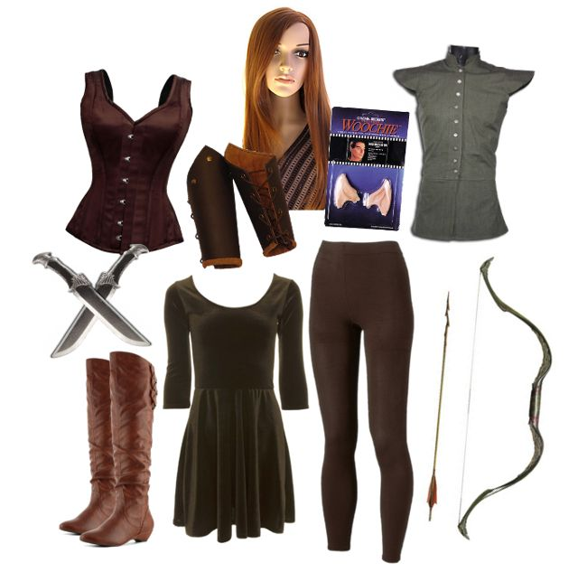 Epic Everyday Cosplay: Tauriel's Elven Style